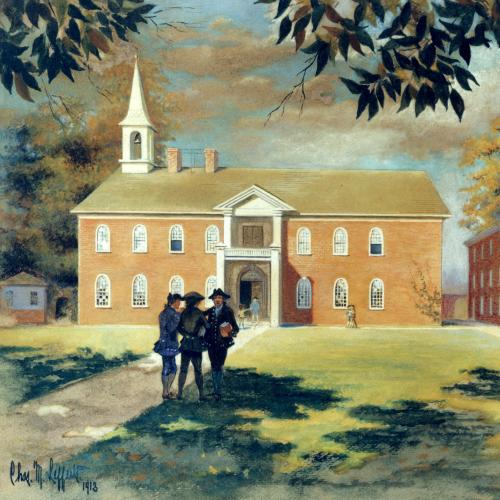 Academy of Philadelphia and the Charity School
