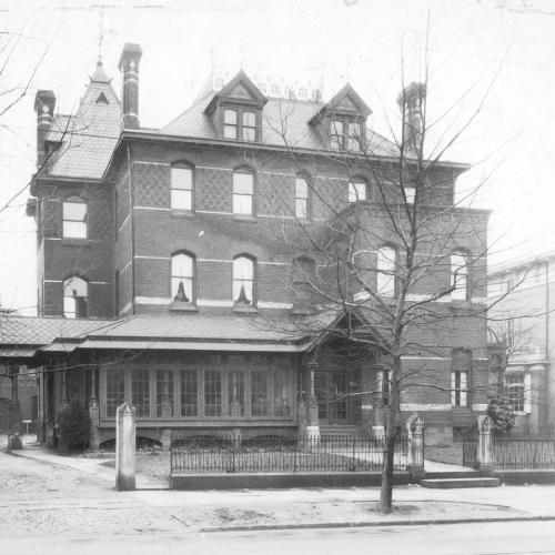 Potts Mansion