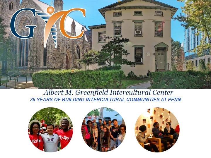 Greenfield Intercultural Center - 35 Years of Service